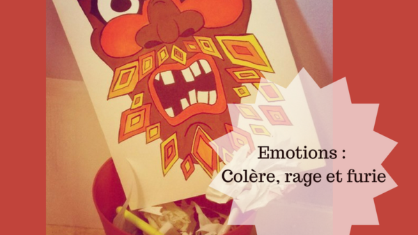 Colère Emotions